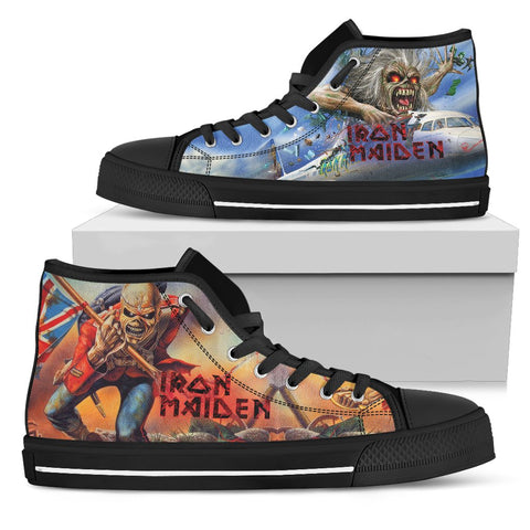 Iron Maiden 2 Shoes