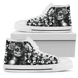 Sugar Skull Girl Shoes