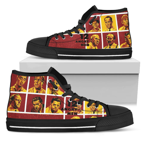 12 Angry Men Shoes