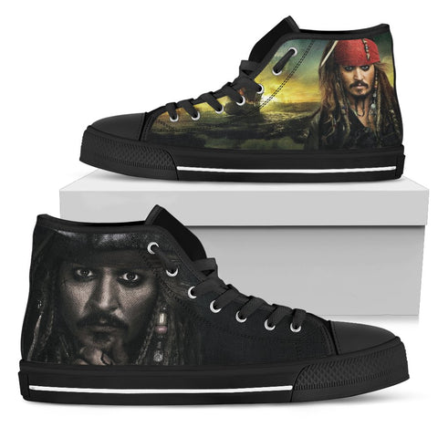 Jack Sparrow Shoes v2
