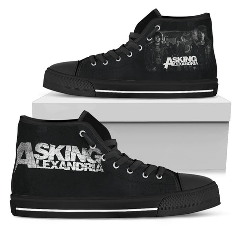 Asking Alexandria Shoes v2