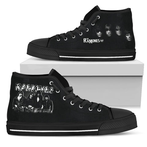Ramones Shoes v2
