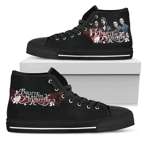 Bullet For My Valentine Shoes