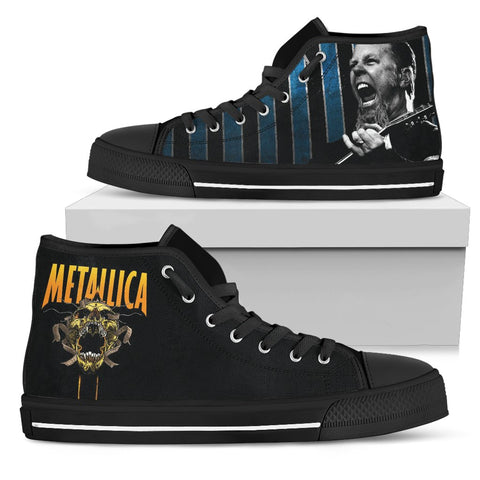 Metallica Shoes v11