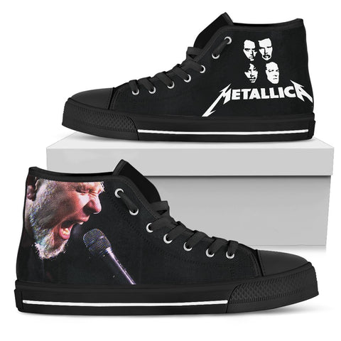 Metallica Shoes v3