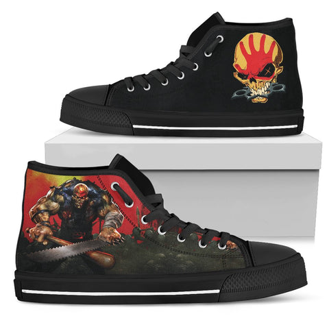 5 Finger Death Punch Shoes
