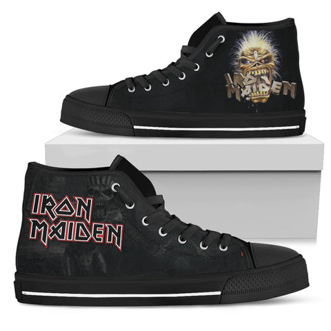 Iron Maiden Shoes v9