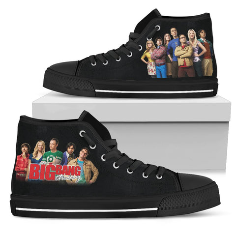 Big Bang Theory Shoes