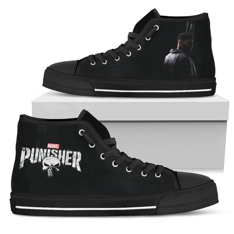 Punisher 3 Shoes