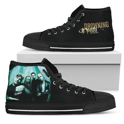 Drowning Pool Shoes