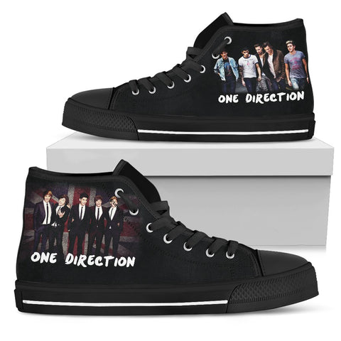 One Direction Shoes v2
