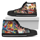The Lego Movie Shoes