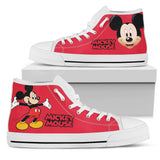 Mickey Mouse Shoes v6