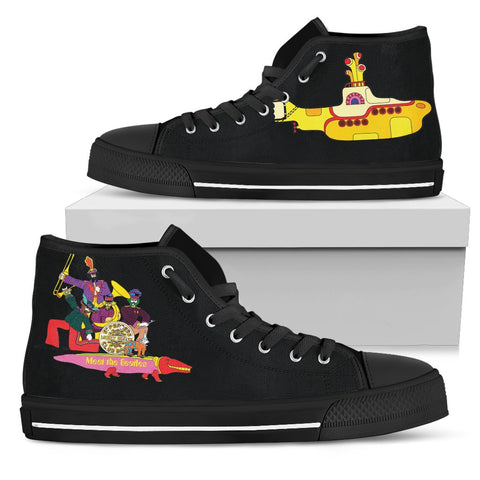 Yellow Submarine Shoes