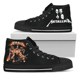 Metallica Shoes v6