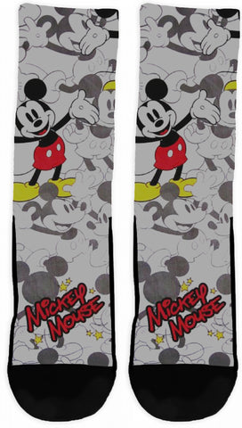 Mickey Mouse Socks PT