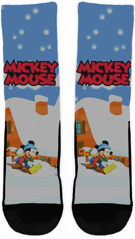 Mickey Mouse Socks 2