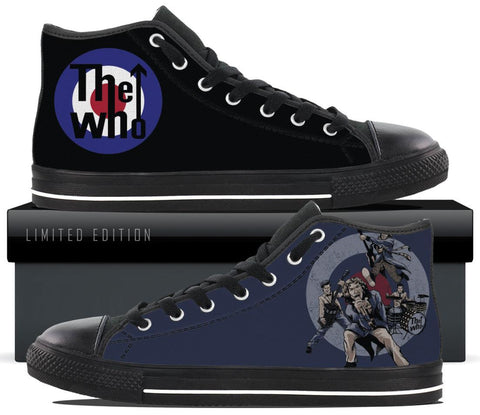 The Who Shoes
