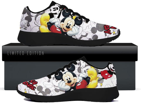 7fd47b2c09f4 Mickey Mouse Sneaker  Mickey Mouse Sneaker ...