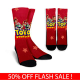 Toy Story Crew Socks