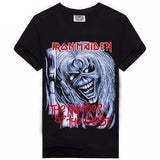 Iron Maiden T Shirt Collection
