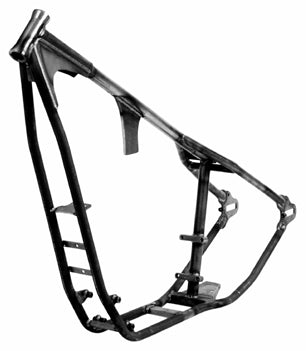 Swedish-Style Rigid Frame