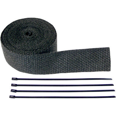 Fiberglass Exhaust Wrap Kit