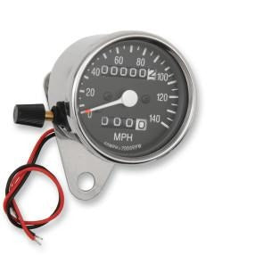 Mini Speedometer Kit with Odometer