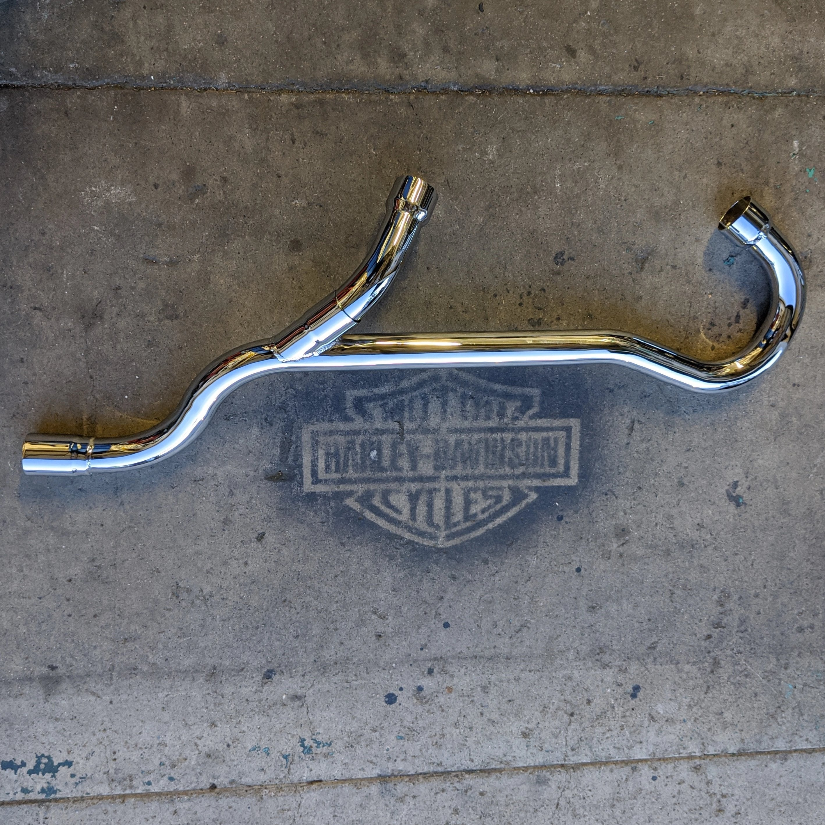 KHRM High Pipe Exhaust