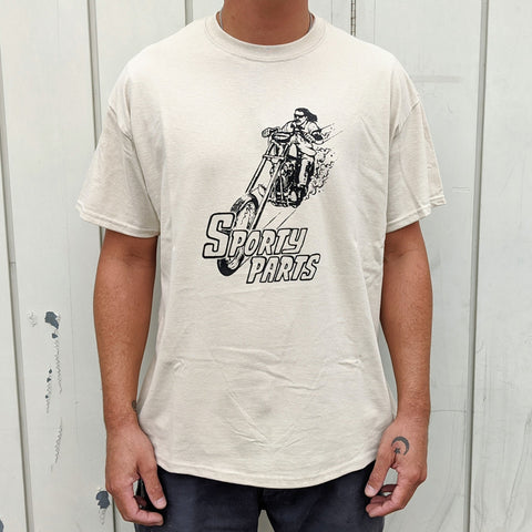 Chopper Tee - ONLY SMALL LEFT