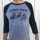 Racing Dept. Raglan Tee -ONLY XS LEFT