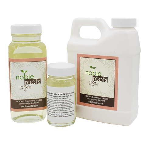 NobleCare™ Macadamia Oil Refined - Noble Roots