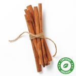 Cinnamon Bark Oil (Certified Organic) - Noble Roots