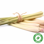 Lemongrass Oil (Certified Organic) - Noble Roots
