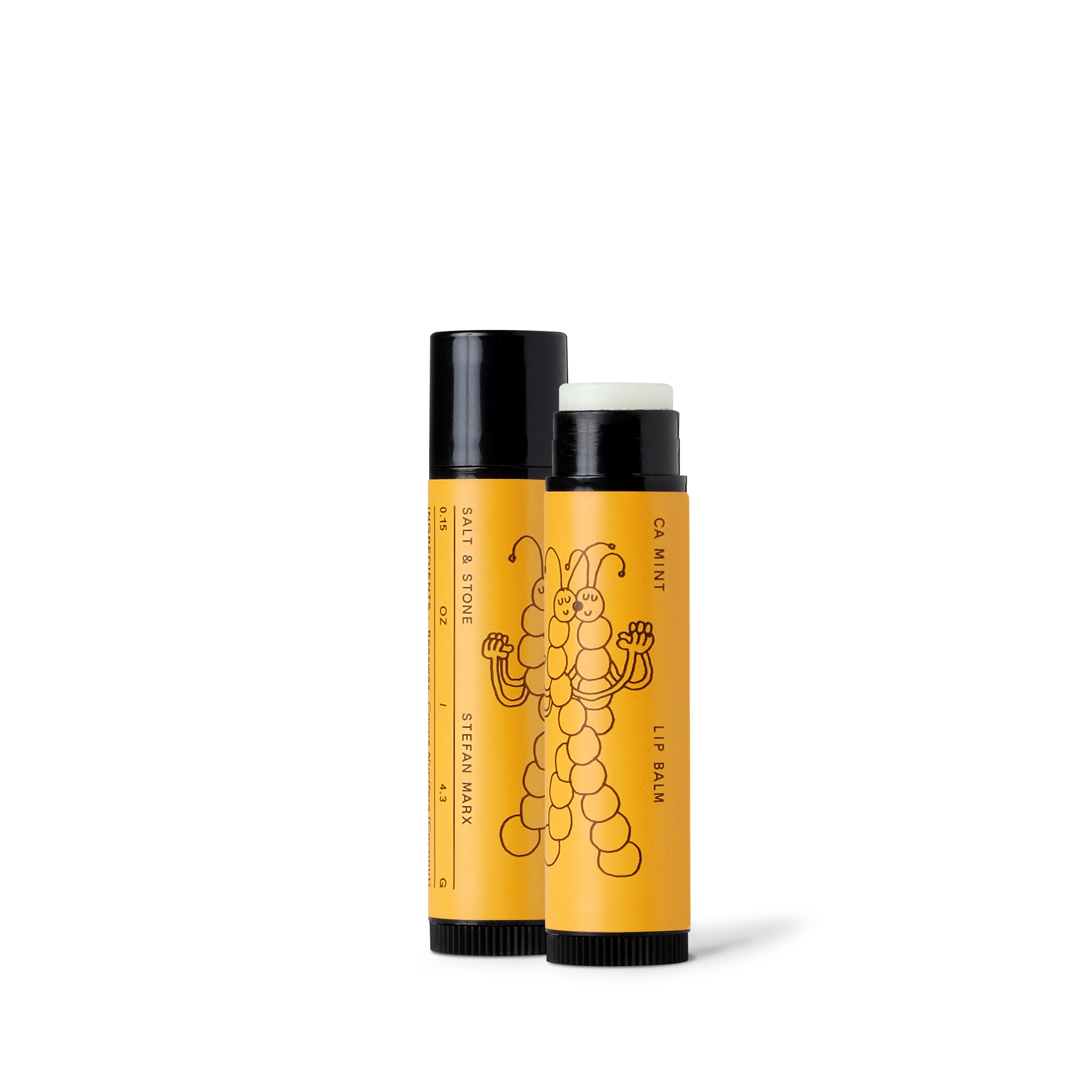 Stefan Marx Artist Collaboration Lip Balm