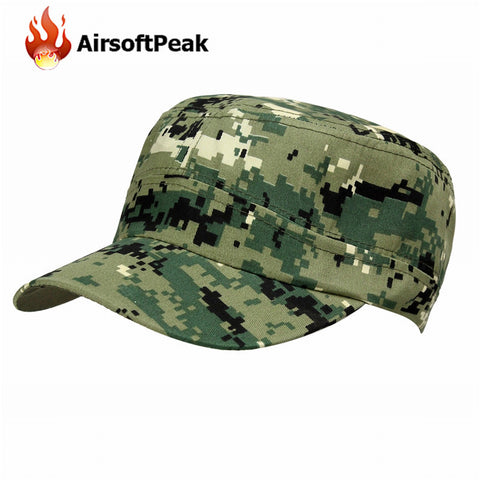 Sports Hiking Caps Camouflage Hunting Tactical Military Baseball Hat Outdoor Bike Cycling Fishing Camping Cap Snapback Gorras