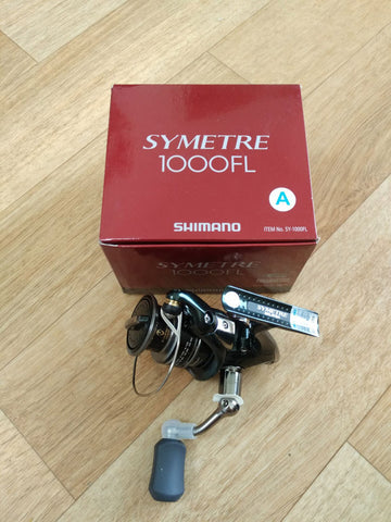 Shimano Symetre FL Front Drag Spinning Reel 4 ball bearing plus one roller bearing free shipping