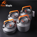 2017 New Heat Exchanger Collector Pot Camping Kettle Teapot For Picnic/Travel/Hiking Fire Maple FMC-XT1/FMC-XT2/FMC-T3/FMC-T4