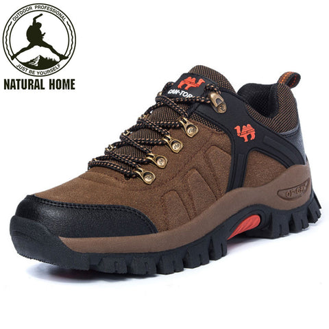 Sports Professional Waterproof Hiking Shoes Outdoor Mountain Boots