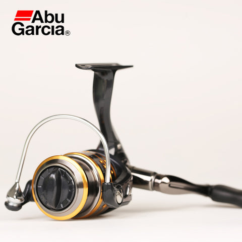 Abu Garcia CARDINAL STX1000/2000/2500 Spinning Reel With Spare Spool Lightweight Anti-corrosion Fishing Reel 5+1BB 5.2:1 / 5.1:1