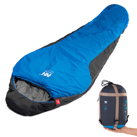 Outdoor Professional Mummy Sleeping Bag Walking Hiking Warm Lightweight Compact 3-4 Season For Adult/Child With Carry Bag