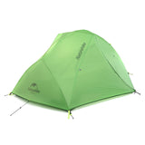 Naturehike 2 Person Double Layers Tent Ultralight Waterproof Camping Tent 4 Season Tent