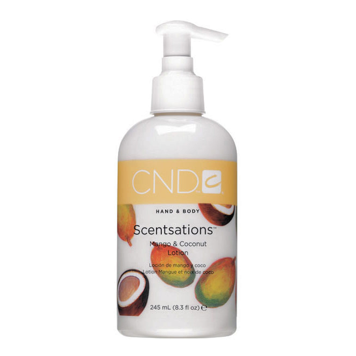 CND Scentsations Hand & Body Mango & Coconut Lotion