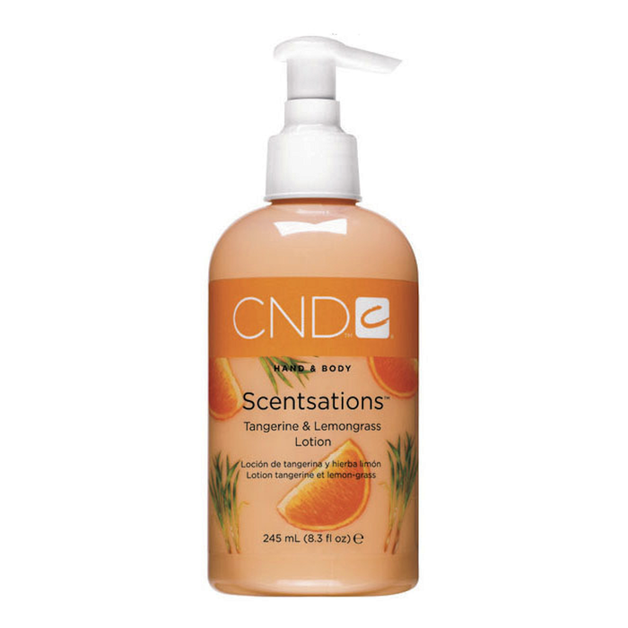 CND Scentsations Hand & Body Tangerine & Lemongrass Lotion