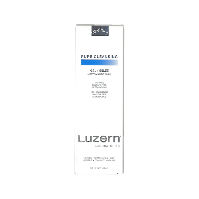 Luzern Pure Cleansing Gel