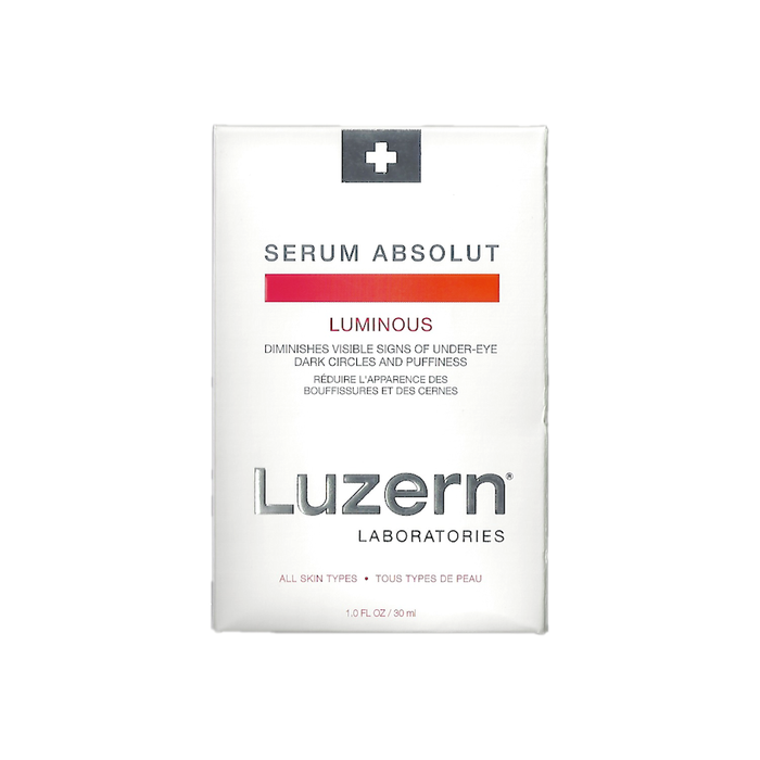 Luzern Serum Absolut - Luminous