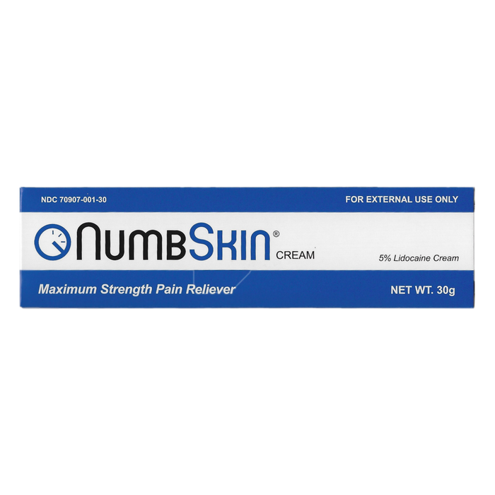 NumbSkin - Topical Numbing Cream