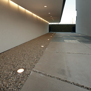 Outdoor In-Ground Lights
