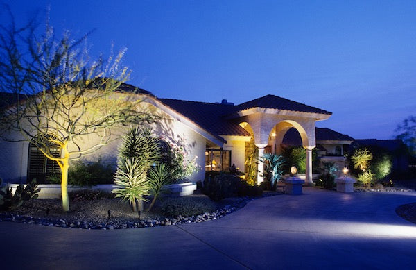 Low Voltage Driveway Lights