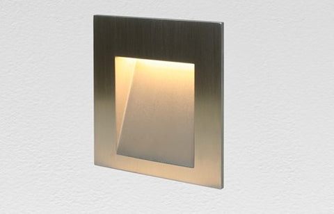 Lucifer SL-ALED-2.7K-SS-L RECESSED LED LUMINAIRE PATH & STEPLIGHT (older version) - Seginus Lighting